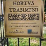 Targa Hortus Trasimeni
